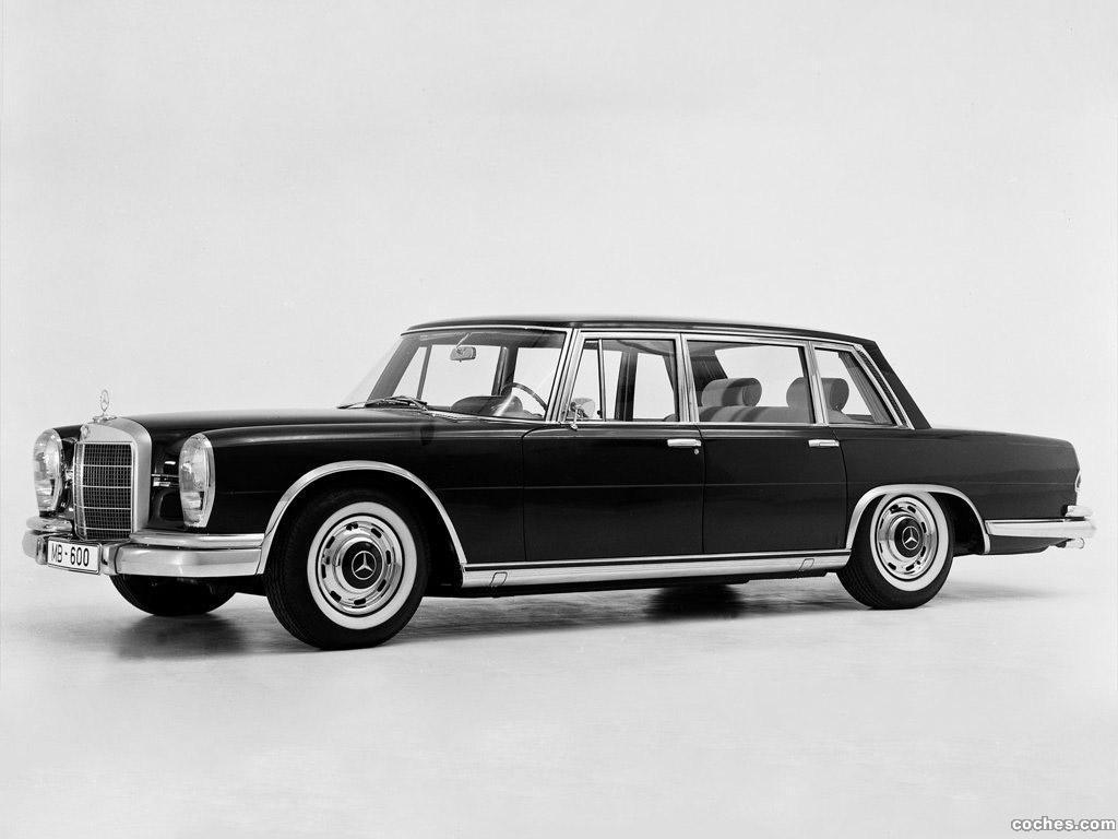 Foto 0 de Mercedes Clase S S600 W100 1964