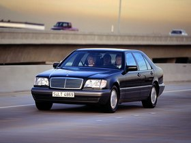 Ver foto 4 de Mercedes S-Klasse S600 W140 1993