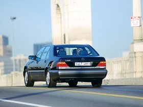 Ver foto 2 de Mercedes S-Klasse S600 W140 1993