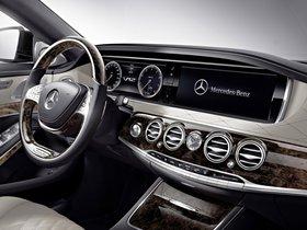 Ver foto 7 de Mercedes Clase S S600 W222 2014
