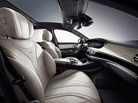 Ver foto 6 de Mercedes Clase S S600 W222 2014