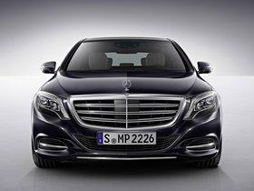 Ver foto 5 de Mercedes Clase S S600 W222 2014