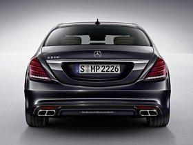 Ver foto 2 de Mercedes Clase S S600 W222 2014