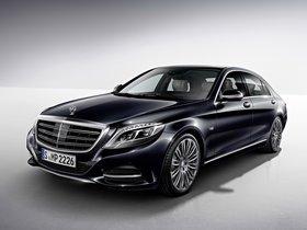 Fotos de Mercedes Clase S S600 W222 2014