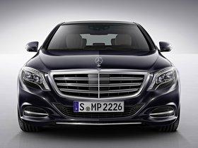 Ver foto 8 de Mercedes Clase S S600 W222 2014