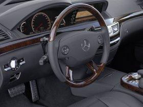Ver foto 10 de Mercedes S-Klasse S63 AMG 2007