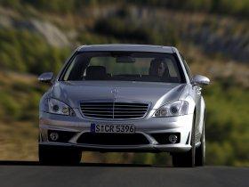 Ver foto 6 de Mercedes S-Klasse S63 AMG 2007