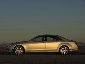 Ver foto 14 de Mercedes S-Klasse S65 AMG 2006