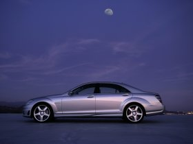 Ver foto 13 de Mercedes S-Klasse S65 AMG 2006