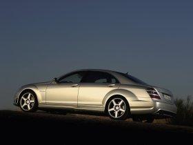 Ver foto 12 de Mercedes S-Klasse S65 AMG 2006