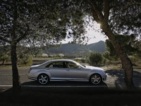 Ver foto 11 de Mercedes S-Klasse S65 AMG 2006