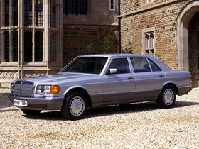 Fotos de Mercedes Clase S W126 UK 1979