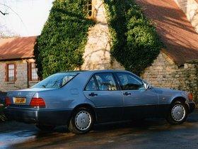 Ver foto 6 de Mercedes Clase S W140 UK 1991