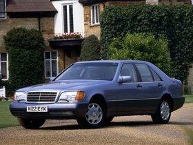 Ver foto 5 de Mercedes Clase S W140 UK 1991