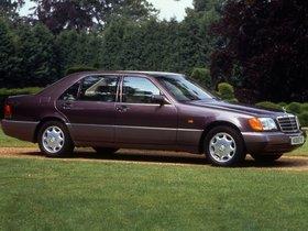 Ver foto 4 de Mercedes Clase S W140 UK 1991