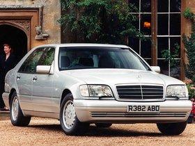 Ver foto 2 de Mercedes Clase S W140 UK 1991