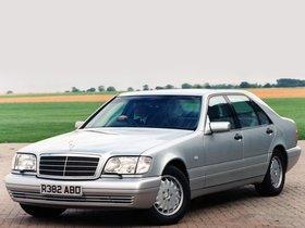 Fotos de Mercedes Clase S W140 UK 1991