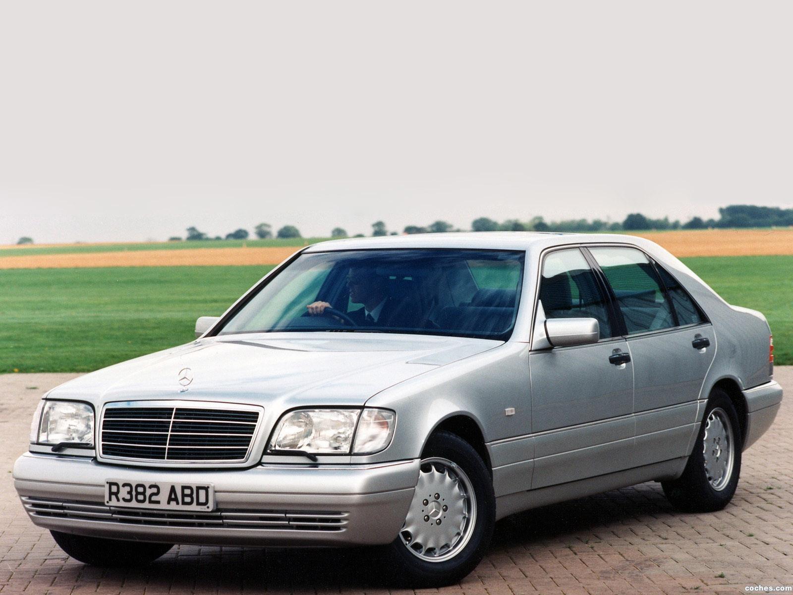 Foto 0 de Mercedes Clase S W140 UK 1991