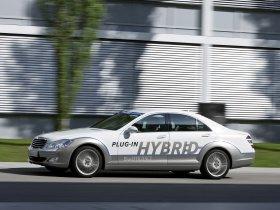 Ver foto 5 de Mercedes Clase S Vision S500 Plug in Hybrid 2009