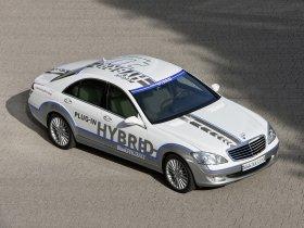 Ver foto 4 de Mercedes Clase S Vision S500 Plug in Hybrid 2009