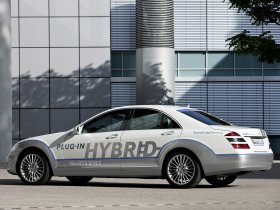 Ver foto 3 de Mercedes Clase S Vision S500 Plug in Hybrid 2009