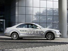 Ver foto 2 de Mercedes Clase S Vision S500 Plug in Hybrid 2009