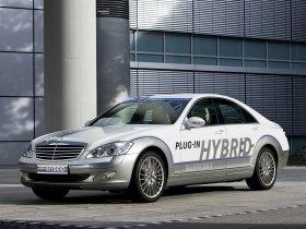 Fotos de Mercedes Clase S Vision S500 Plug in Hybrid 2009