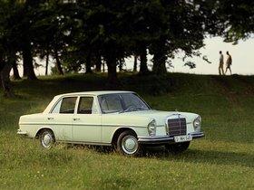 Fotos de Mercedes S-Klasse W108 W109 1966