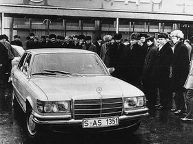 Ver foto 2 de Mercedes Clase S W116 1972
