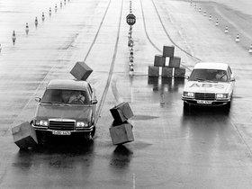 Ver foto 10 de Mercedes Clase S W116 1972