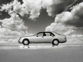 Ver foto 12 de Mercedes Clase S W140 1991