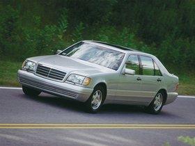 Ver foto 11 de Mercedes Clase S W140 1991