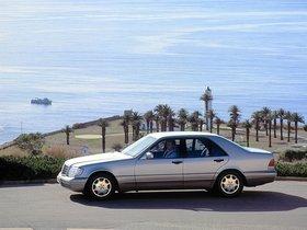 Ver foto 10 de Mercedes Clase S W140 1991