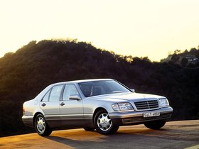 Ver foto 9 de Mercedes Clase S W140 1991