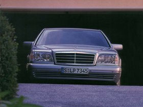 Ver foto 8 de Mercedes Clase S W140 1991
