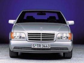 Ver foto 6 de Mercedes Clase S W140 1991