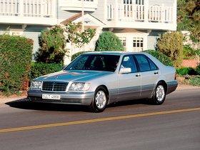 Ver foto 5 de Mercedes Clase S W140 1991