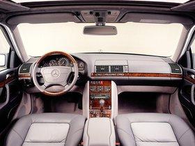Ver foto 21 de Mercedes Clase S W140 1991