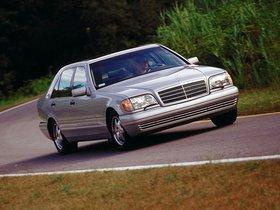 Ver foto 3 de Mercedes Clase S W140 1991