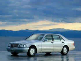 Ver foto 2 de Mercedes Clase S W140 1991