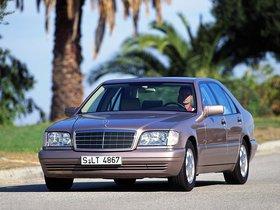 Fotos de Mercedes Clase S W140 1991