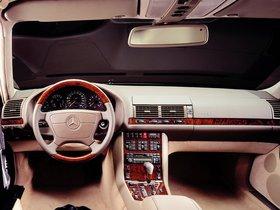 Ver foto 20 de Mercedes Clase S W140 1991