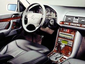 Ver foto 19 de Mercedes Clase S W140 1991
