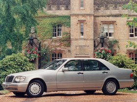 Ver foto 16 de Mercedes Clase S W140 1991