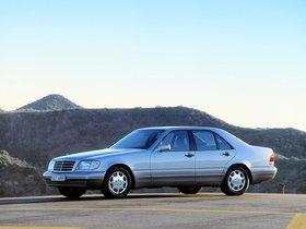 Ver foto 15 de Mercedes Clase S W140 1991