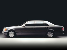 Ver foto 14 de Mercedes Clase S W140 1991