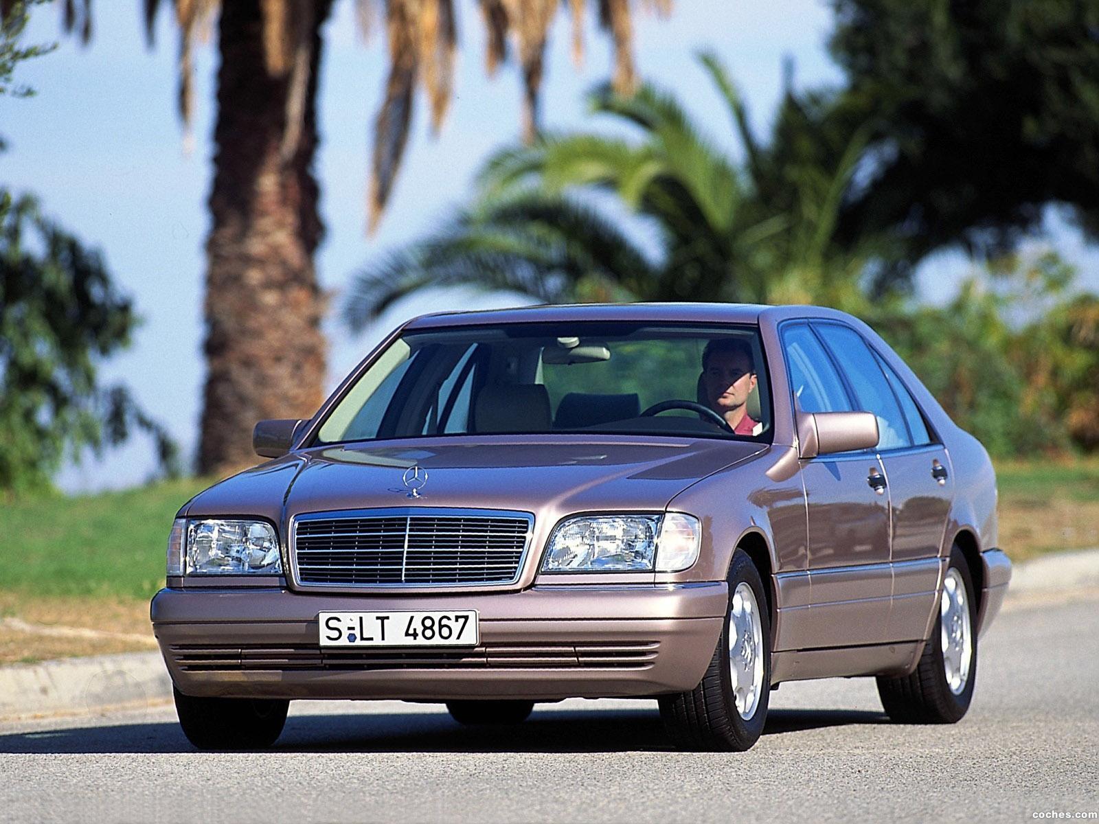 Foto 0 de Mercedes Clase S W140 1991