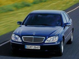 Ver foto 8 de Mercedes Clase S W220 1998