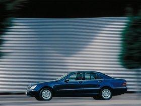 Ver foto 7 de Mercedes Clase S W220 1998