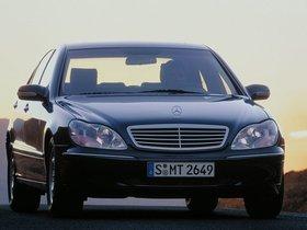 Ver foto 6 de Mercedes Clase S W220 1998